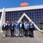 TROPS visita presidente Junta Andalucía Juanma Moreno