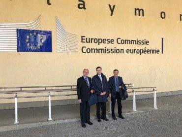 Asaja acredita en Bruselas que los cítricos comunitarios pierden cuota de mercado en Europa