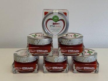 Pimiento ETNA Healthy, producto gourmet saludable gracias a la colaboración entre AXIA y Lorusso Food