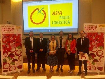 Feria Asia Fruit Logística