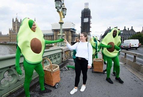 avocado mob london