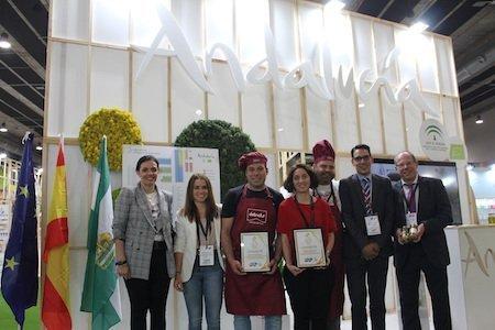 aceituna aloreña y delinatur ganan premios innovacion organic food iberia
