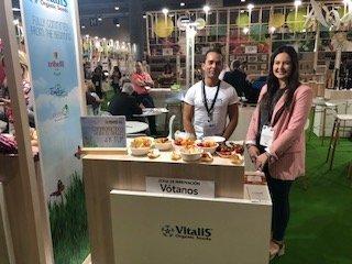 Vitalis organic food iberia 2019