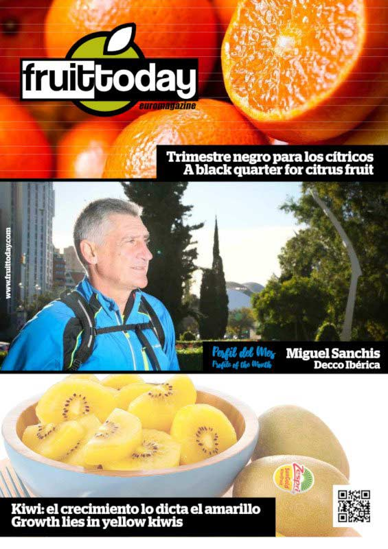 Portada revista Fruit Today nº 65