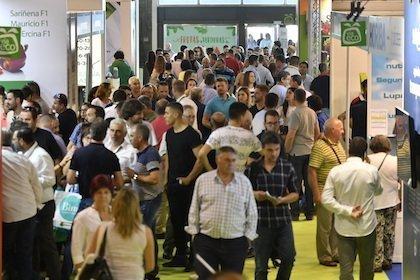 Visitantes profesionales Infoagro Exhibition