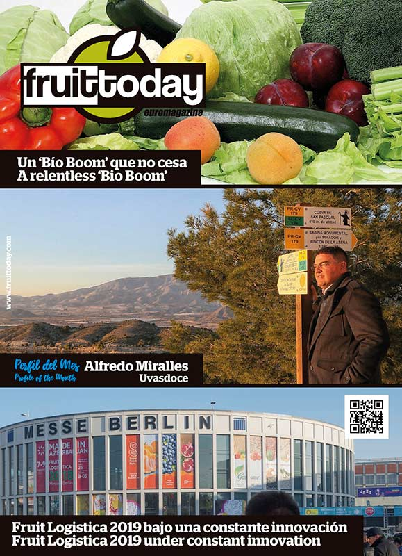 Portada revista Fruit Today nº 66