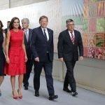 Reina Letizia xuimo puig centro alimentacion sostenible CEMAS