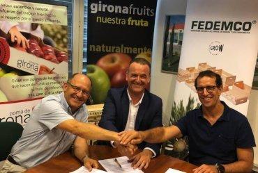 Acuerdo Fedemco y Poma de Girona