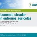 Economía circular charla cajamar