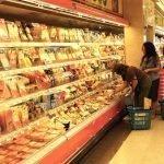 Productos supermercado lineal
