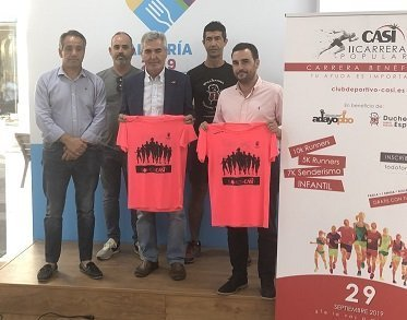 CASI II CARRERA POPULAR 2019