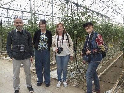 Grupo Indalo foto en Biosabor Almería desde la imagen