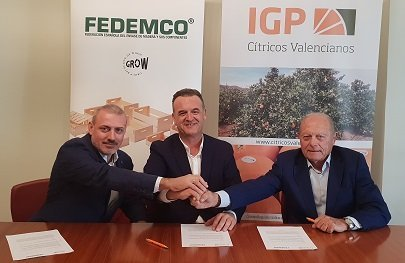 CONVENIO FEDEMCO IGP CITRICOS VALENCIANOS 2019