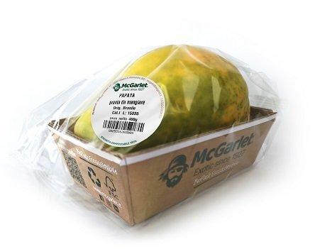 Papaya biopack mcgarlet