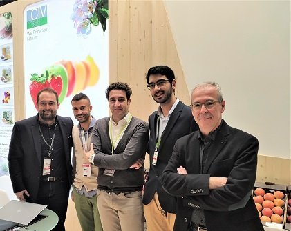 civ fruit attraction 2019