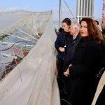 Almeria borrasca Gloria consejera daños nijar
