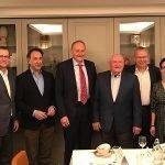 Reunion Ramón Armengol con Secretario de Estado Agricultura EEUU