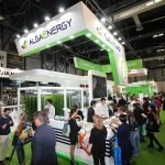 Stand de AlgaEnergy en Fruit Attraction 2019
