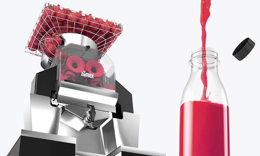 zumex Speed Pomegranates maquina zumos de granada