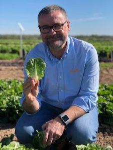 Juan Pedro Pérez, Crop Sales Manager Salads EMEA de BASF
