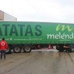PATATAS MELENDEZ DONACION CRUZ ROJA