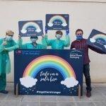 amurfit Separadores y cartelería donados por la planta de Alcalá de Henares