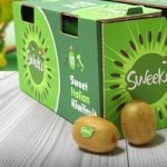 origine group kiwi Sweeki packaging