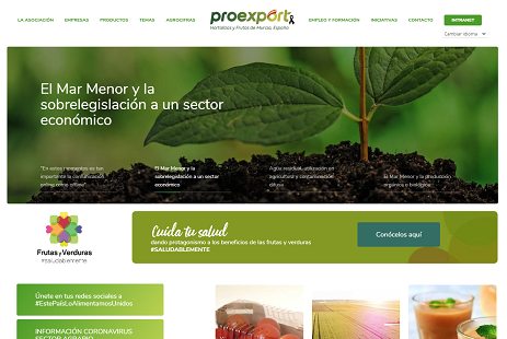 proexport web
