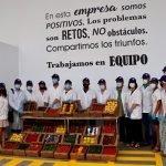 Campojoyma instalaciones visita carmen crespo