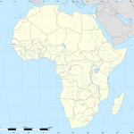 mapa Africa foto wikipedia