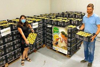 Banco de Alimentos murcia Programa de Fruta Escolar