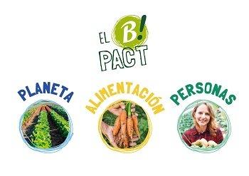 El B Pact - planeta alimentación personas bonduelle