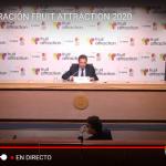 inauguracion fruit attraction live connect_mesa