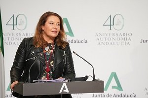 Consejera AGPDS Carmen Crespo