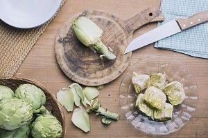 Alcachofas y colesterol asociacion alcachofa españa