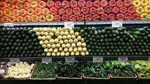 hortalizas en supermercado foto coexphal