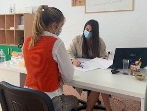 GRUPO AGROPONIENTE. Colaboración Altea Servicio de trabajadora social