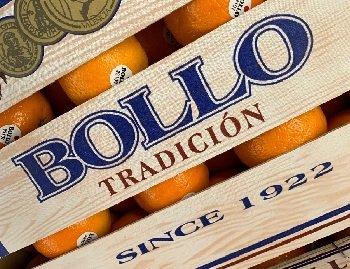 caja naranjas bollo