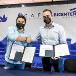 Acuerdo El Salvador - Kimitec -David Martínez y Alejandro de las Casas