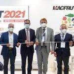 Macfrut 2021 inauguración